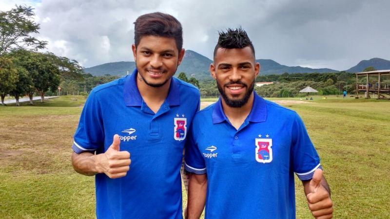 Paraná Clube segue reforçando elenco