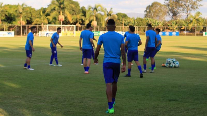 Paraná Clube pronto para encarar o Galo